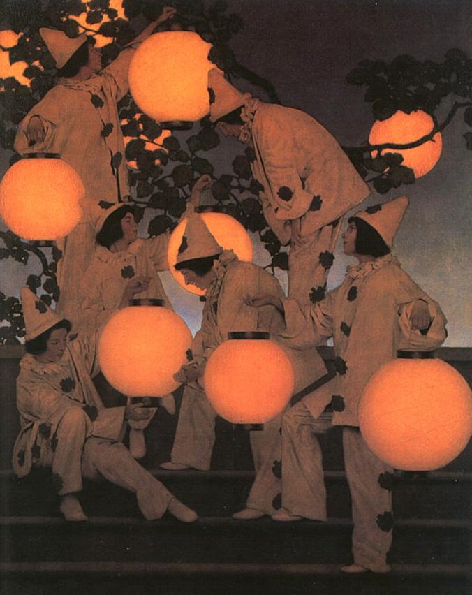 Parrish, Lantern Bearers 1908