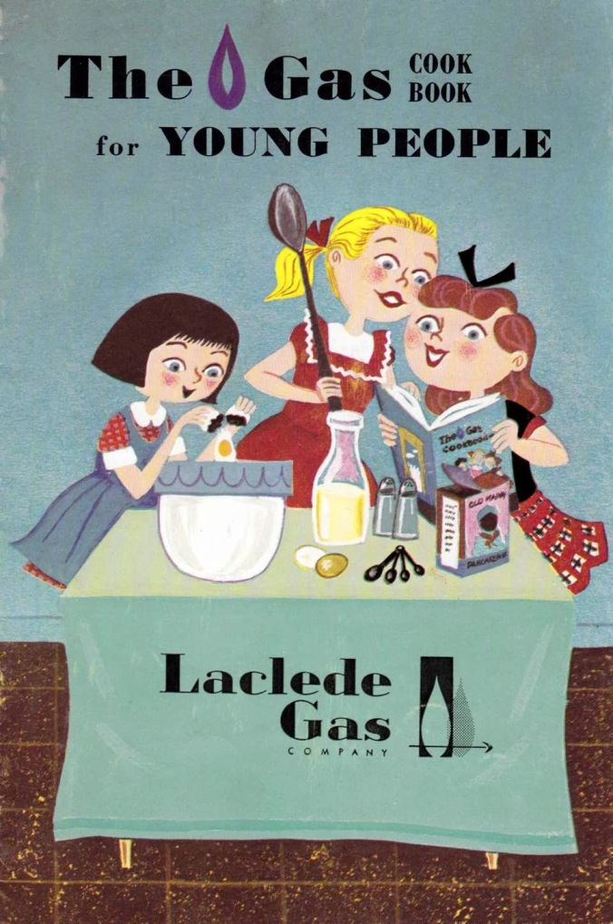 gas cook book